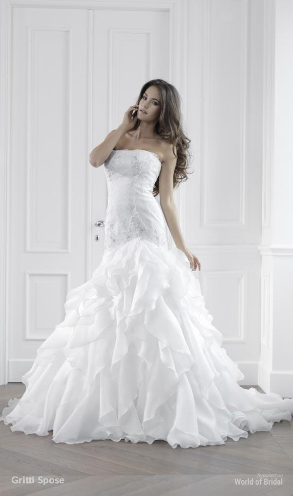 Wedding - Gritti Spose 2015 Wedding Dresses