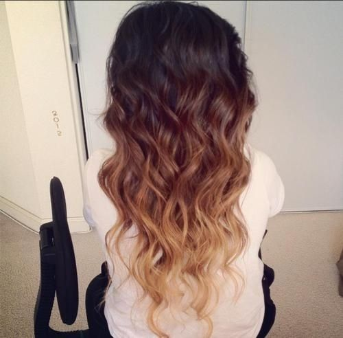 Brown To Blonde Ombre Hair Colors Ideas 2369922 Weddbook