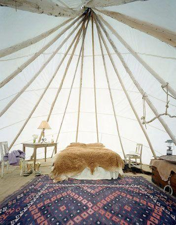 زفاف - Luxury Camping: Dunton Hot Springs