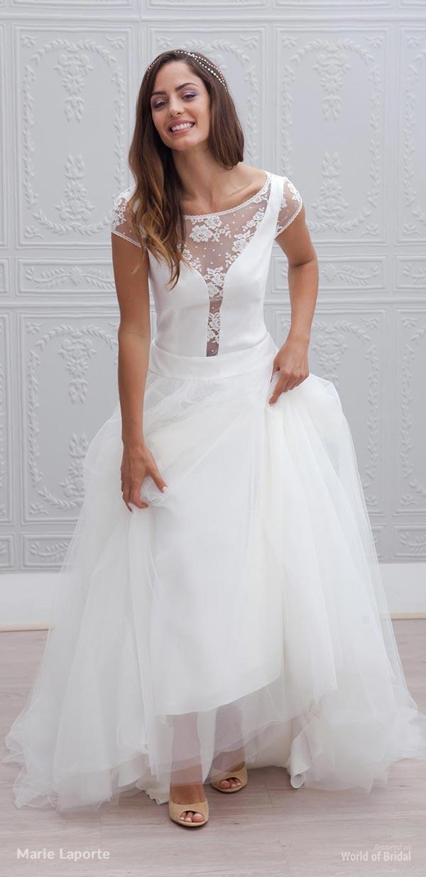 Wedding - Marie Laporte 2015 Wedding Dresses