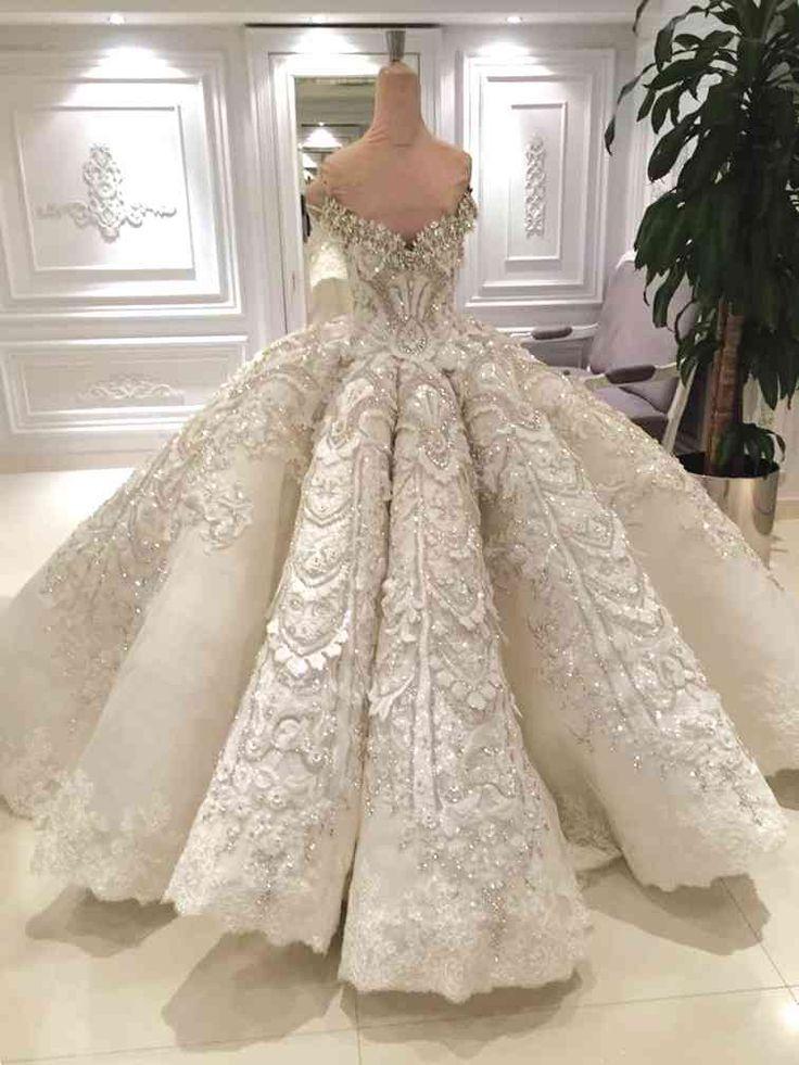 ♥ Loving Weddings ❤ Exotic Wedding Gowns ♥ #2370264 - Weddbook