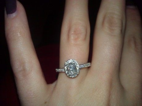 Mariage - Oval Engagement Rings