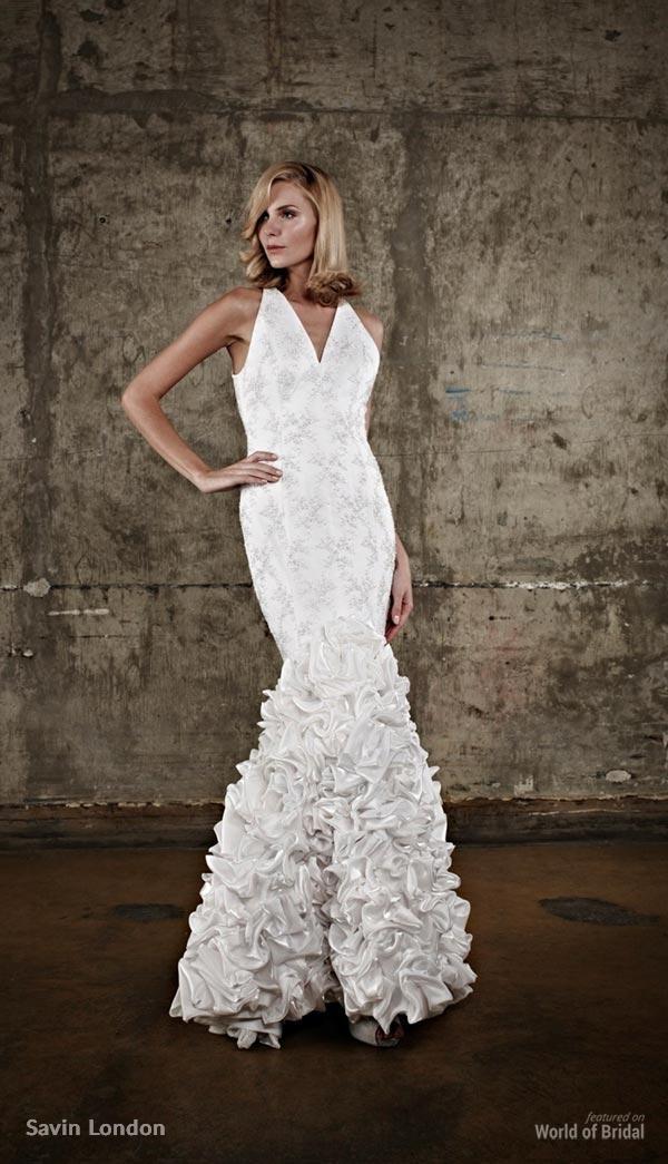 Wedding - London Collection : Savin London 2015 Wedding Dresses