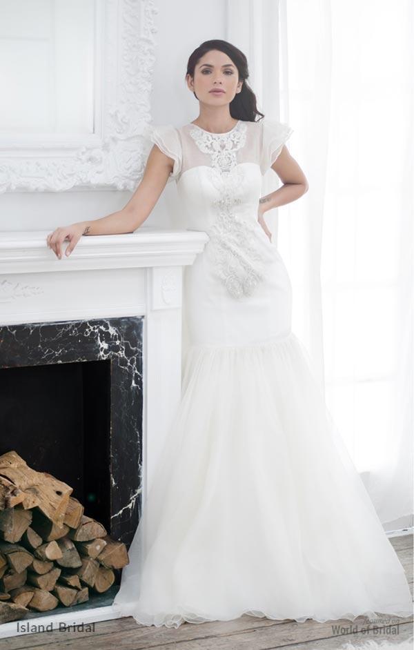 Wedding - Island Bridal 2015 Wedding Dresses