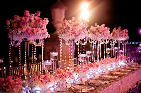 Wedding Theme 28 Amazing Wedding Table Arrangements 2370616