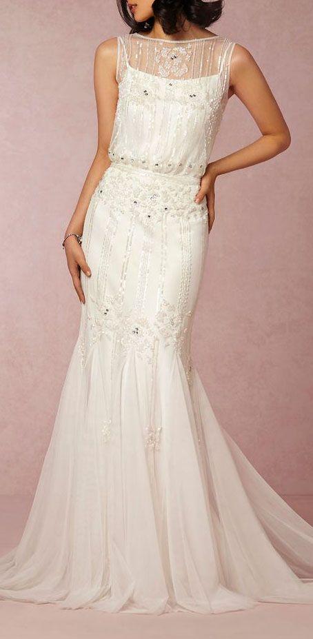 Wedding - BHLDN - Magnolia Gown