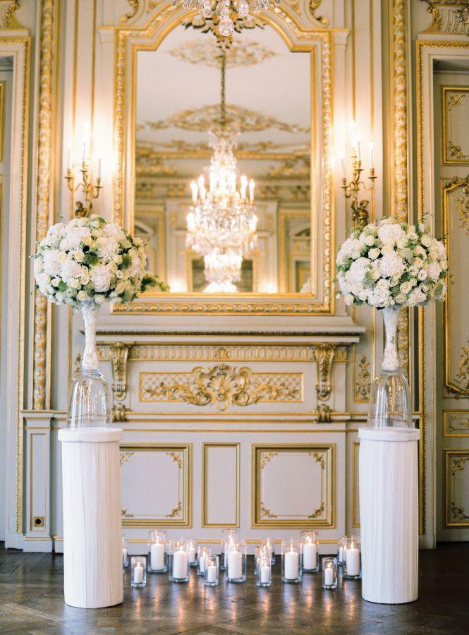 Mariage - Luxurious Paris Destination Wedding