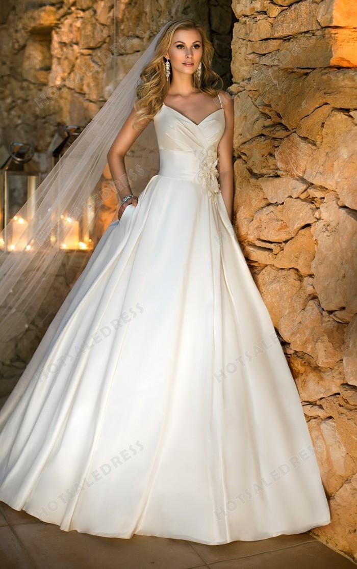 Wedding - Stella York By Ella Bridals Bridal Gown Style 5679