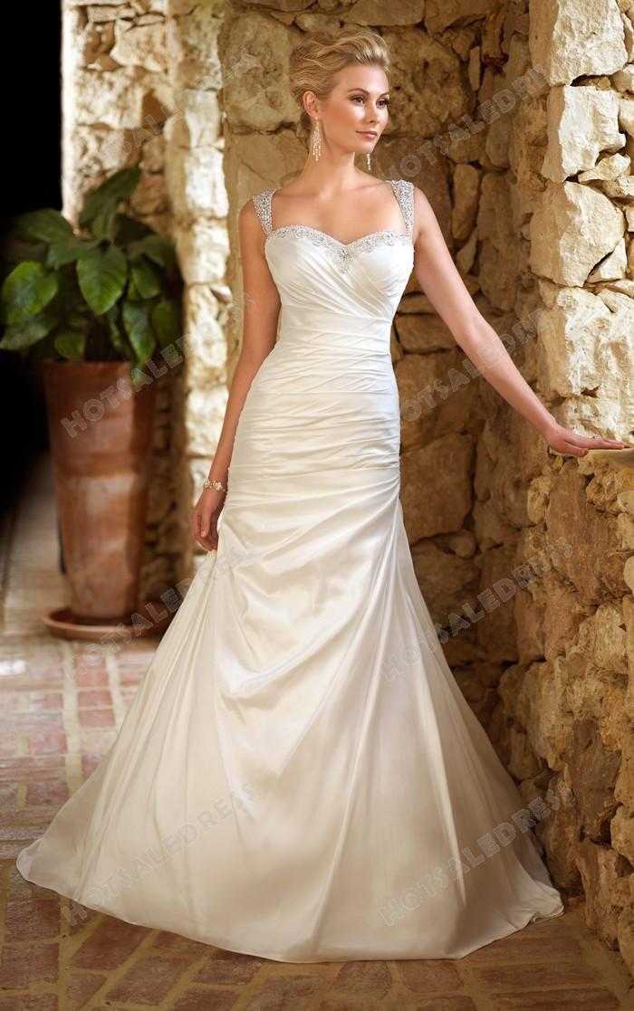 Wedding - Stella York By Ella Bridals Bridal Gown Style 5695
