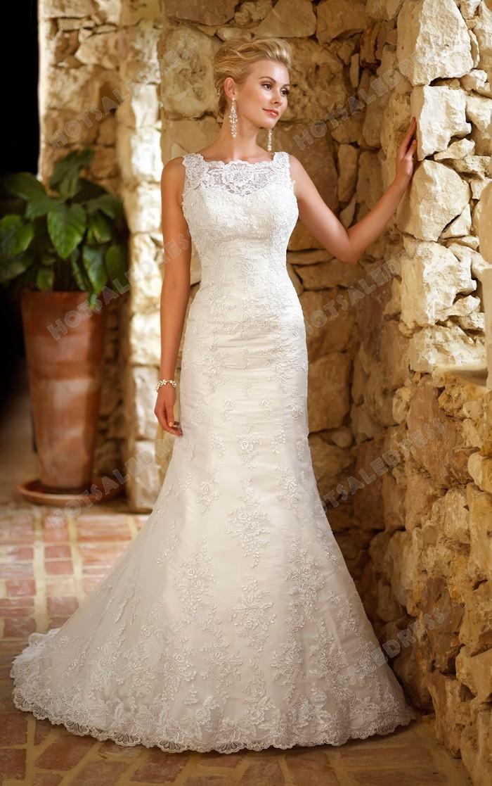 Hochzeit - Stella York By Ella Bridals Bridal Gown Style 5689