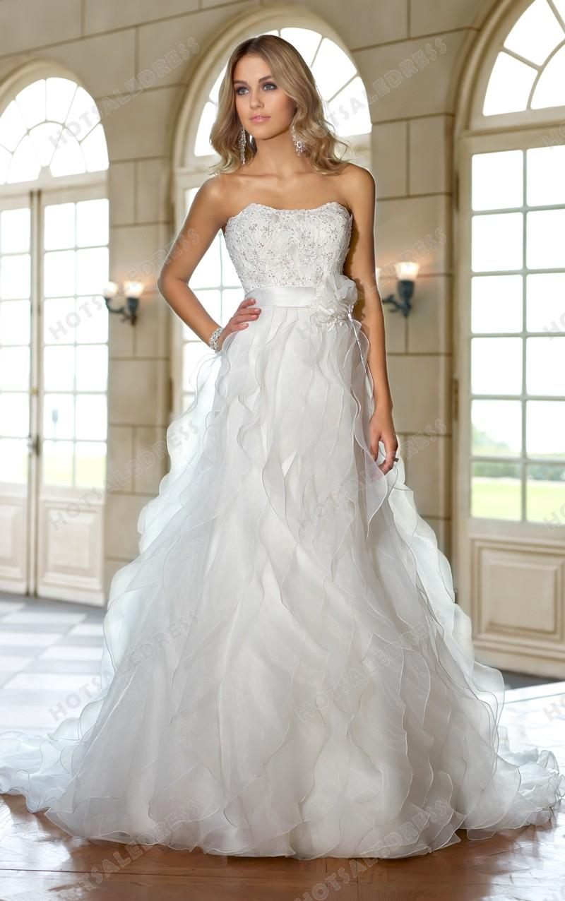 Nozze - Stella York By Ella Bridals Bridal Gown Style 5753