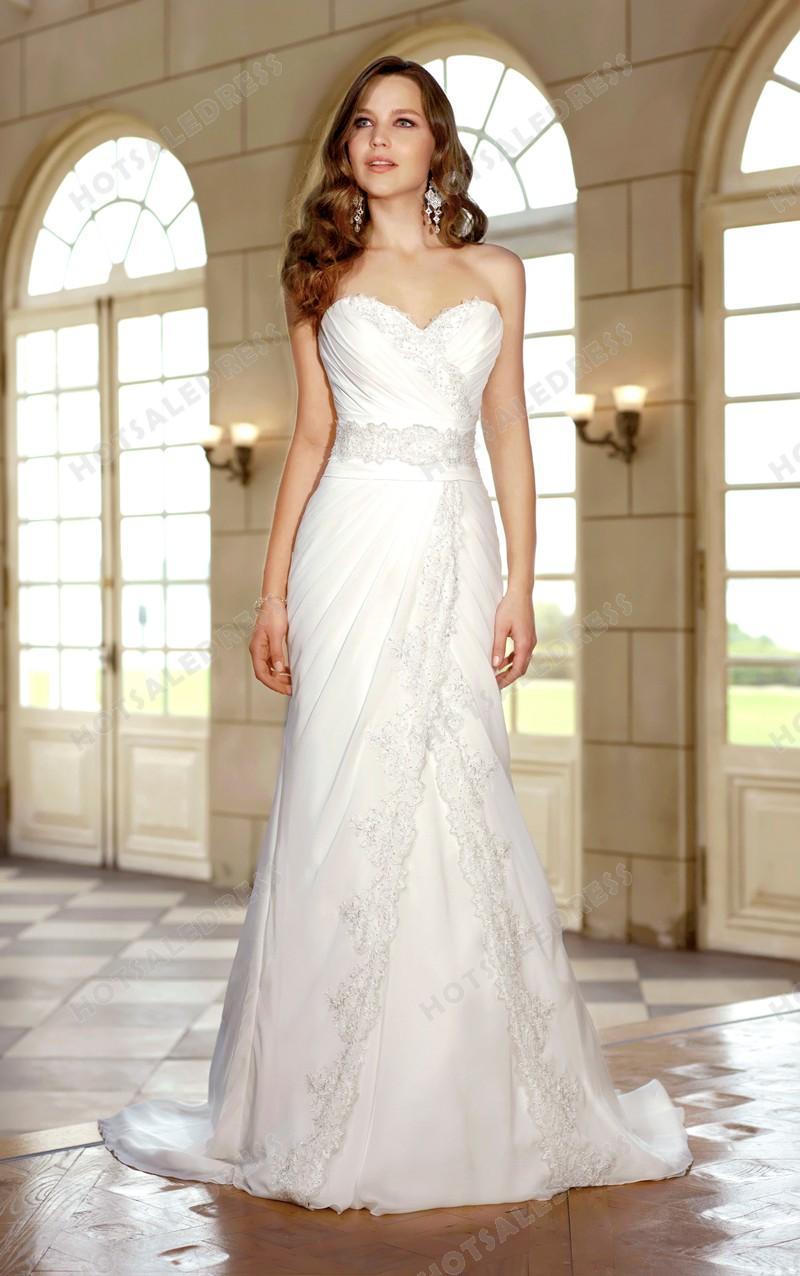 Wedding - Stella York By Ella Bridals Bridal Gown Style 5698