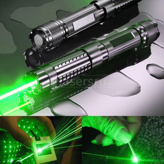 Wedding - Зеленая лазерная указка 10000мвт