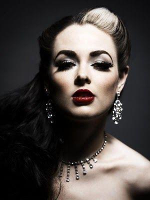 Свадьба - Frothniticga: Cruella Deville Makeup