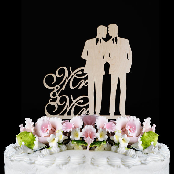 Pictures Of Gay Wedding Cakes