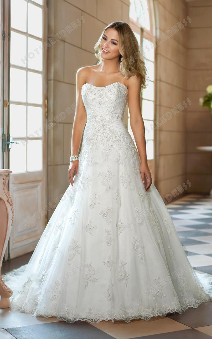Wedding - Stella York 5756