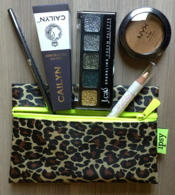 Ipsy June 2013 Review – Monthly Makeup Subscription Service