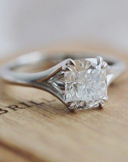 Mariage - 18K White Gold Reverie Ring