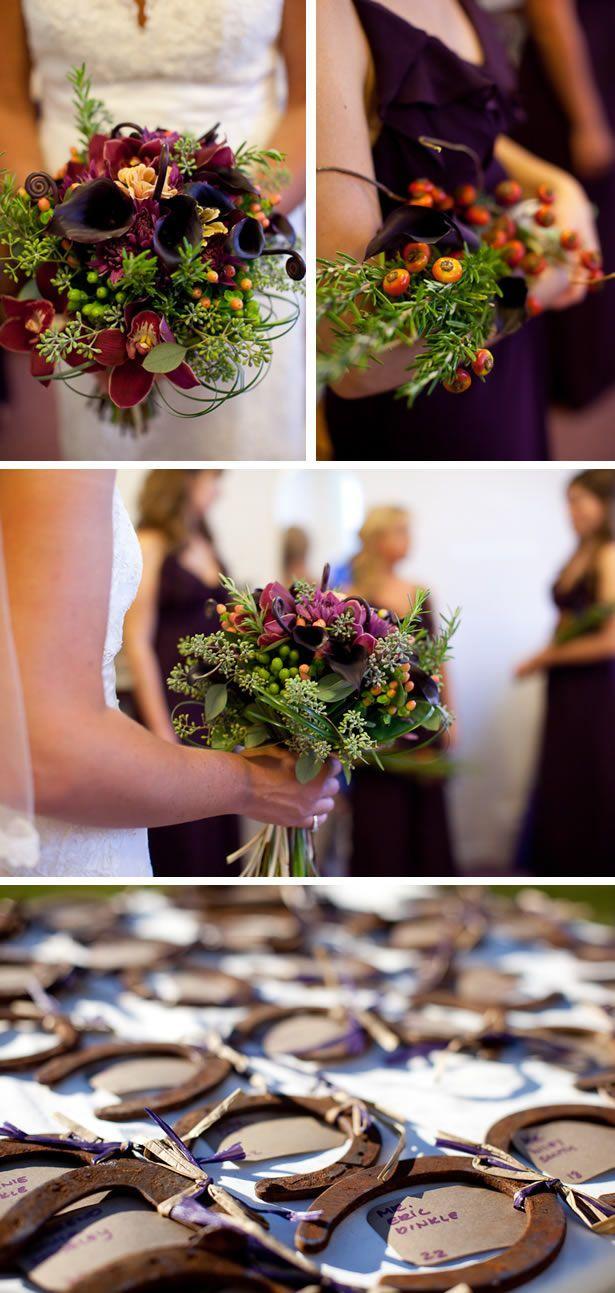 Wedding - Purple Infused Backyard Virginia Wedding - WeddingWire: The Blog