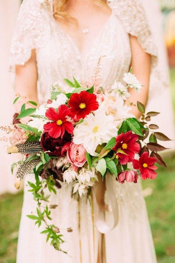 Hochzeit - Fall In Love With These 18 Fall Wedding Ideas