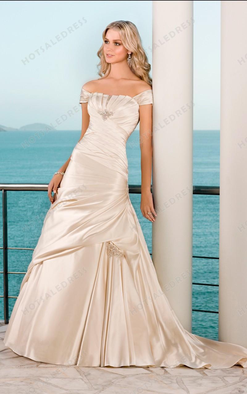Свадьба - Stella York By Ella Bridals Bridal Gown Style 5497