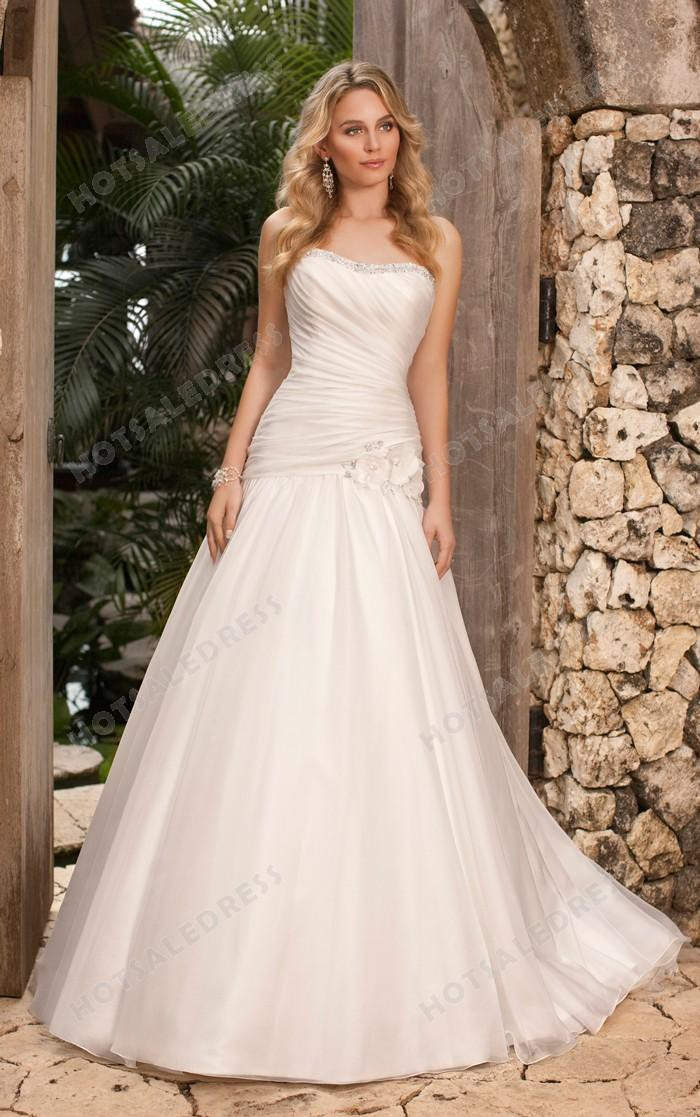Stella York By Ella Bridals Bridal Gown Style 5632 #2371642 - Weddbook