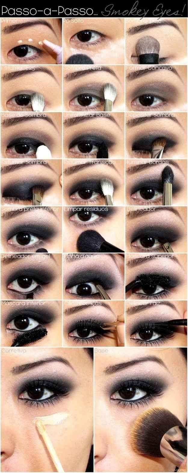 Свадьба - 23 Ways To Up Your Makeup Game For New Year's Eve