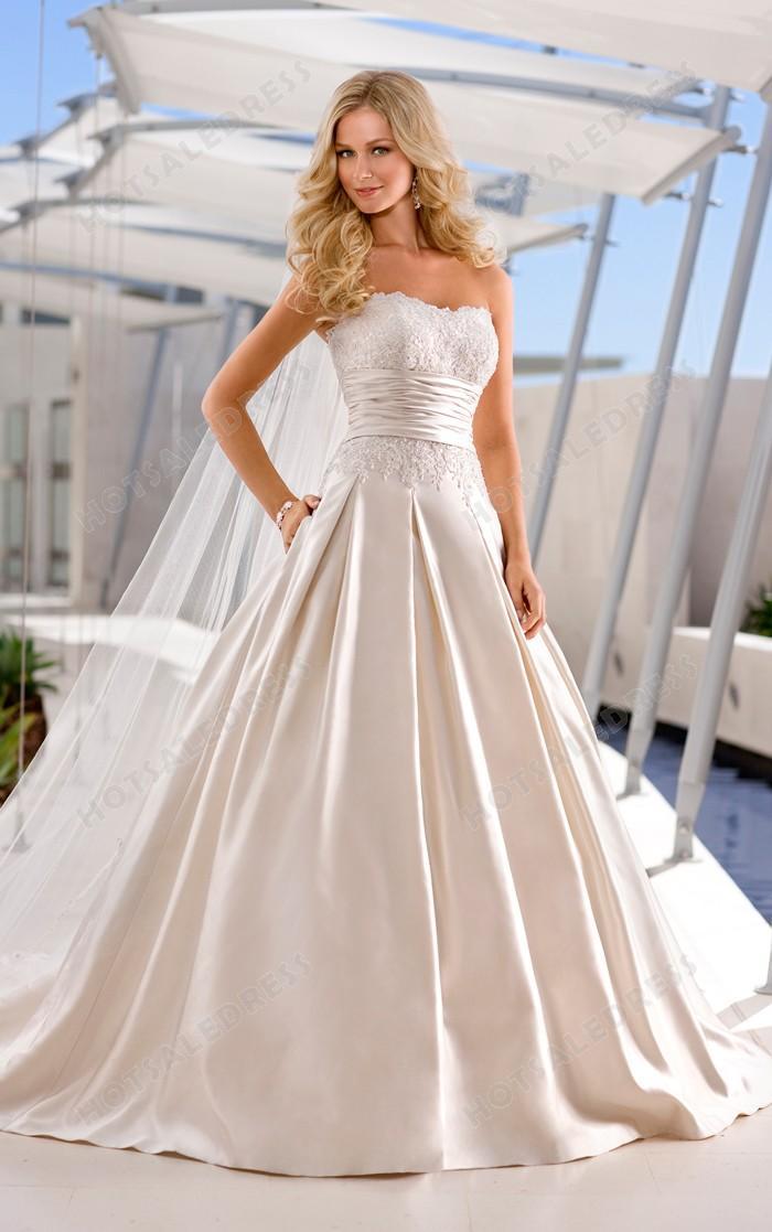 Wedding - Stella York By Ella Bridals Bridal Gown Style 5581