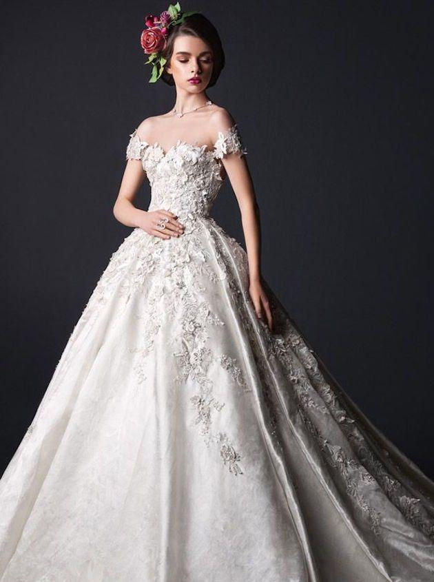 Fit For A Queen Rami Al Ali Wedding Dress Collection 2371711