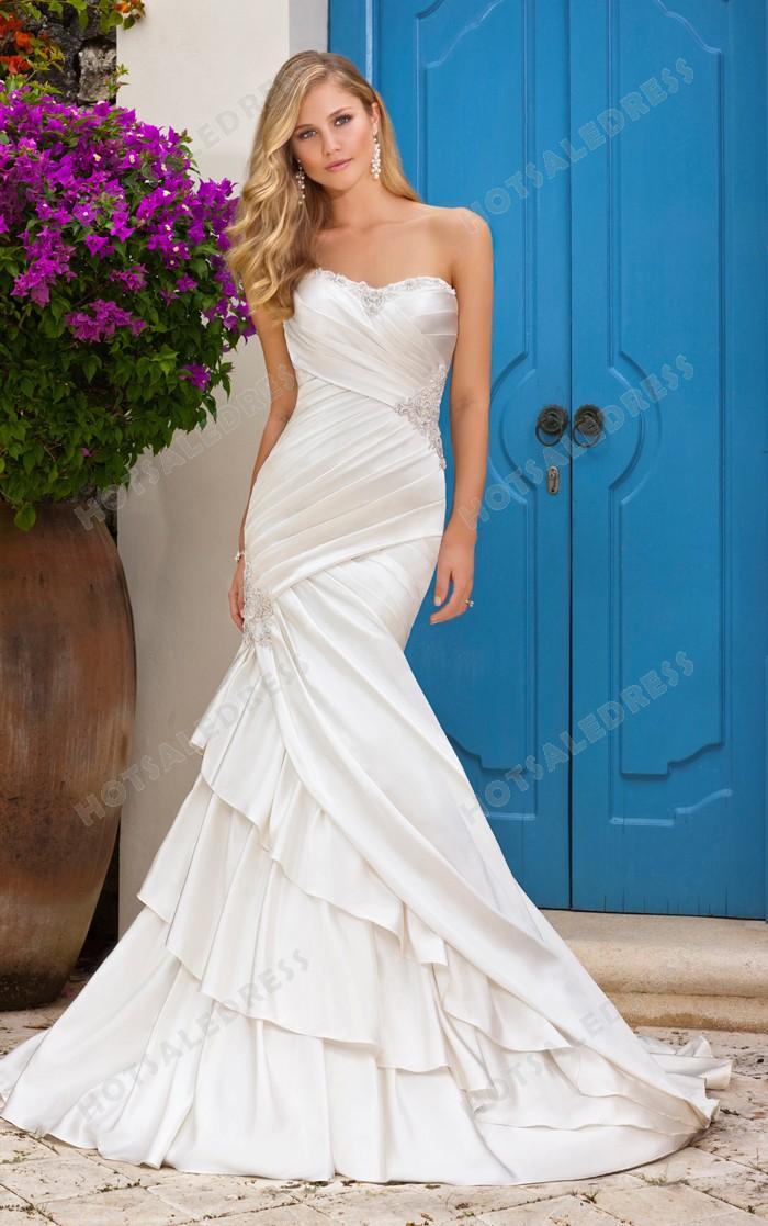 Wedding - Stella York By Ella Bridals Bridal Gown Style 5594