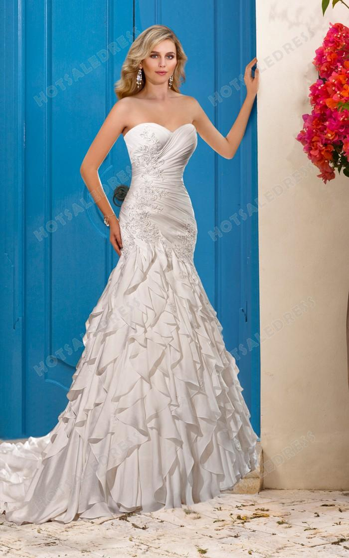 Stella York By Ella Bridals Bridal Gown Style 5638 #2371742 - Weddbook