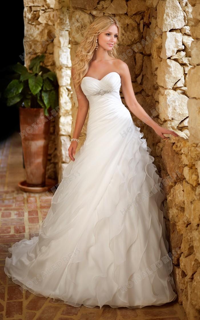 Mariage - Stella York By Ella Bridals Bridal Gown Style 5664