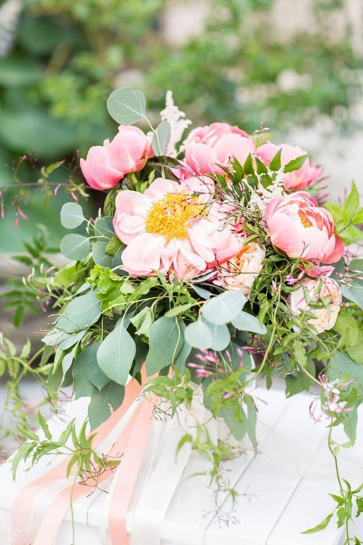 Mariage - Blue And Pink Elegant Wedding