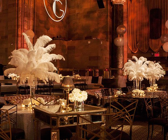 Wedding Theme - Great Gatsby Inspired Celebration #2372123 - Weddbook
