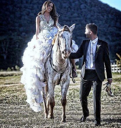 Свадьба - Rustic Wedding