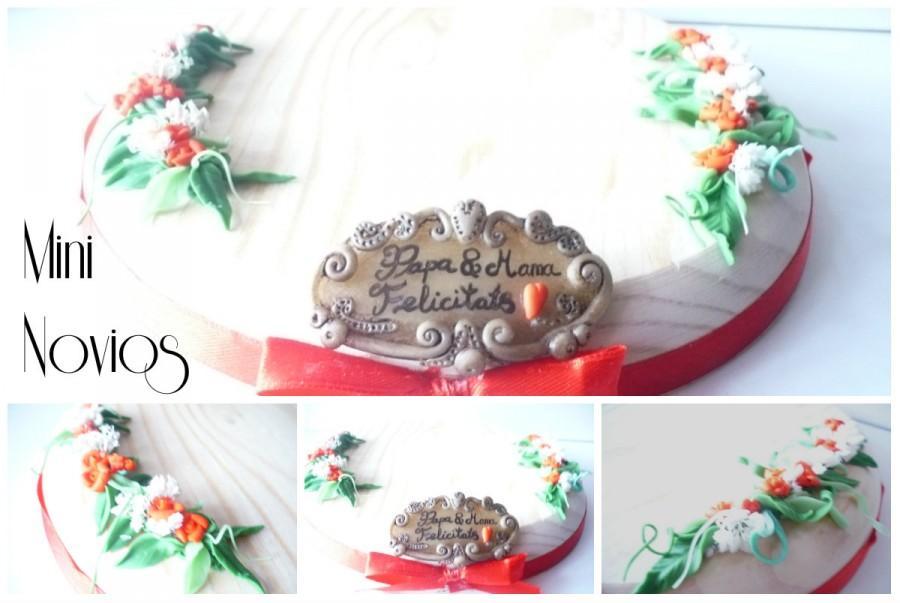 Hochzeit - Wedding Cake Topper