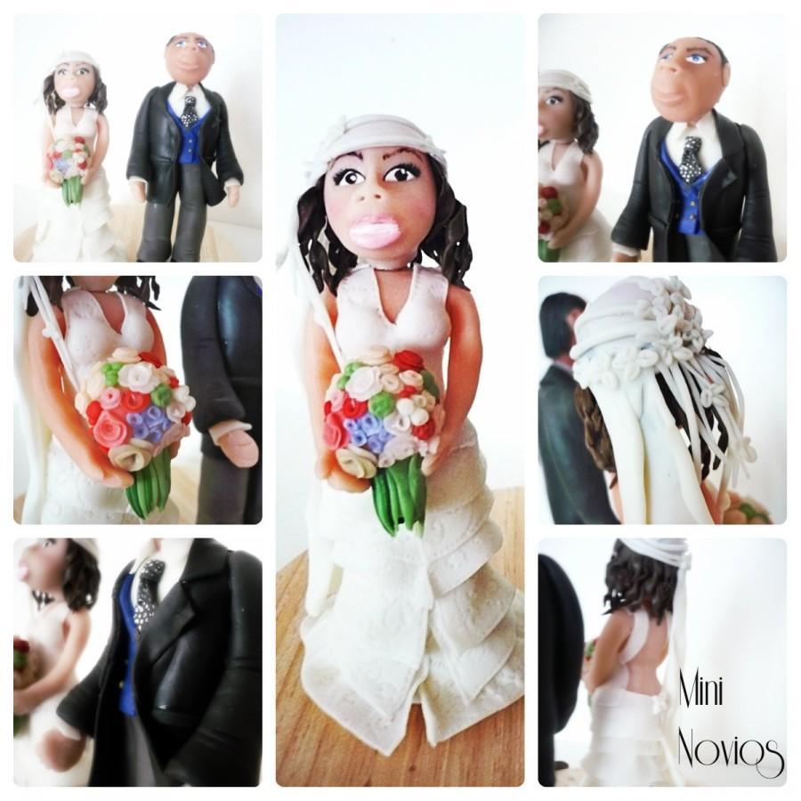 Wedding - Wedding Cake Topper