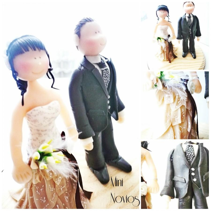 Mariage - Wedding Cake Topper