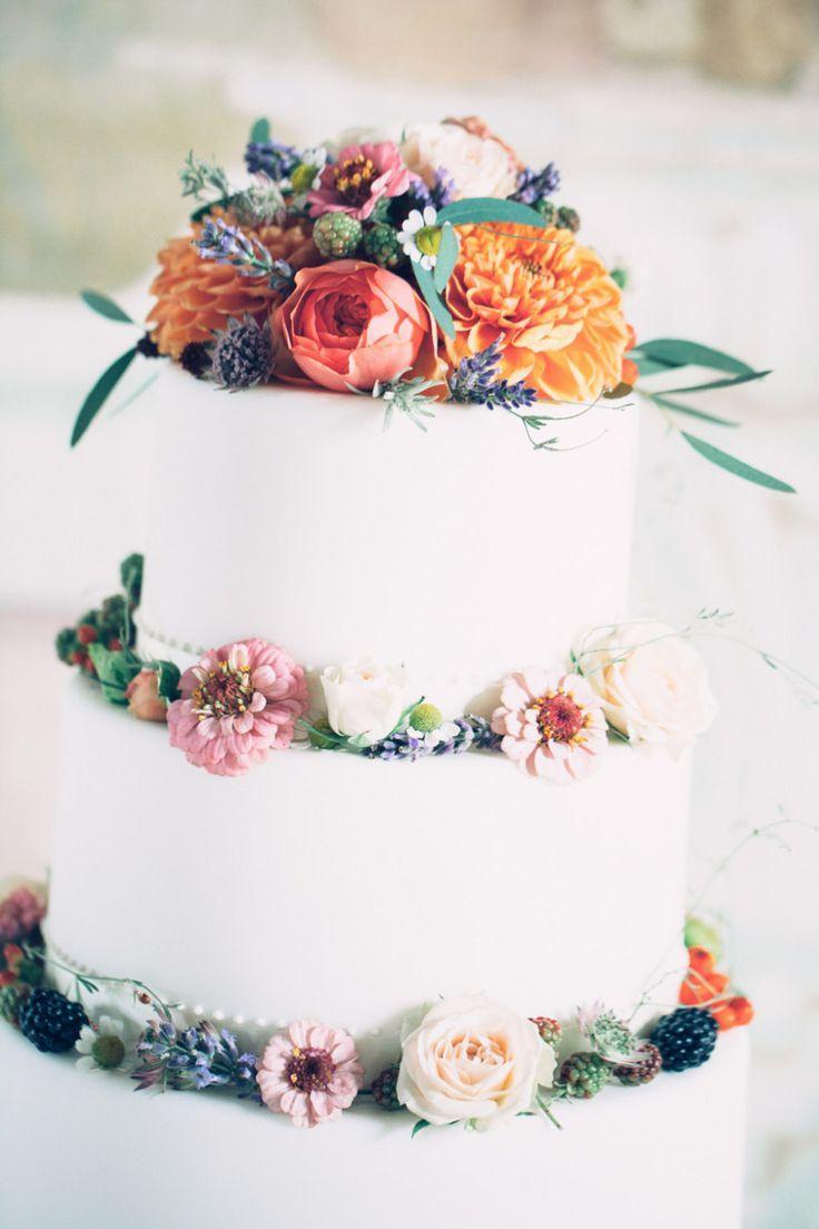 Mariage - Inspiration: Bridal Flowerpower In Der Arche Noah