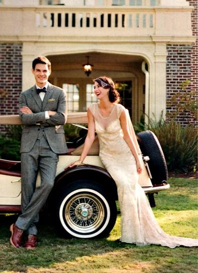 Wedding - 30 Cool Vintage Groom Outfits