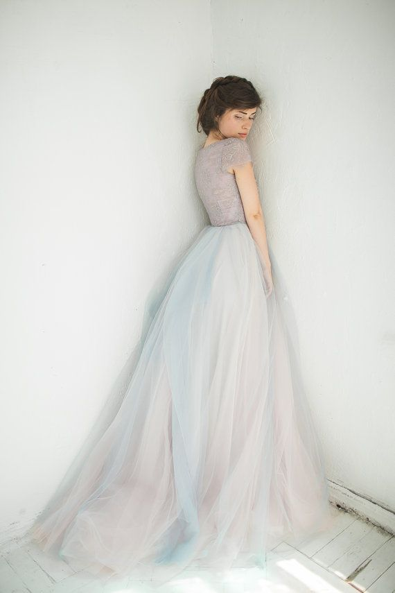 Tulle Wedding Gown // Lavanda (limited Edition) #2372466 - Weddbook