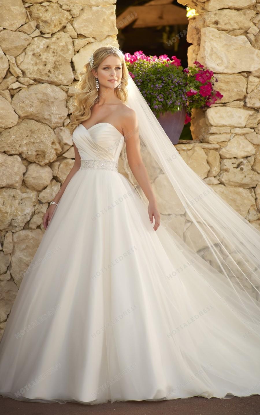 Свадьба - Stella York 5647
