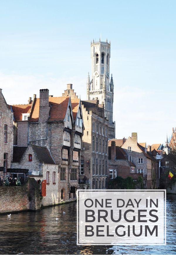 زفاف - One Day In Bruges.
