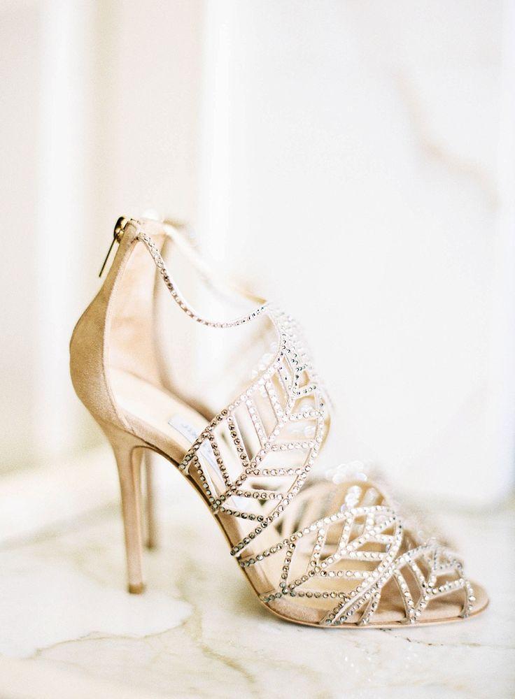 Hochzeit - 20 Vintage Wedding Shoes That WOW