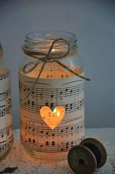 Свадьба - Get In The Christmas Spirit With These Magical 30 DIY Candle Holders Projects