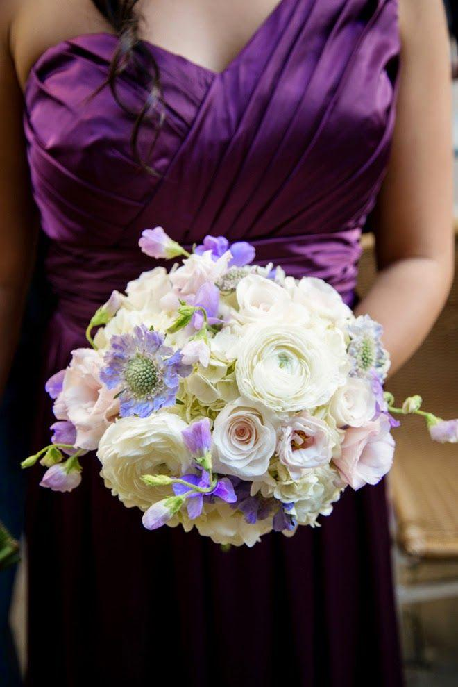 Mariage - Fifty Shades Of Purple For A Luxury Wedding In New Orleans