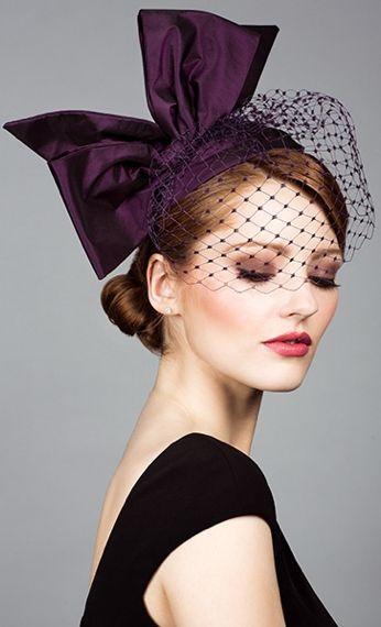 Свадьба - Royal Milliner Rachel Trevor-Morgan - Beautiful Couture Hats