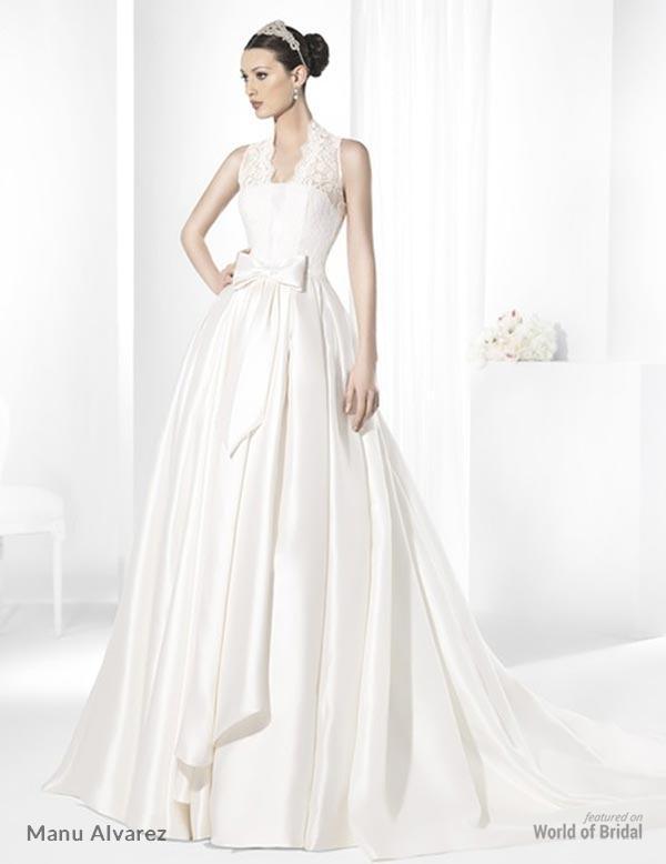 Wedding - Manu Alvarez 2015 Wedding Dresses