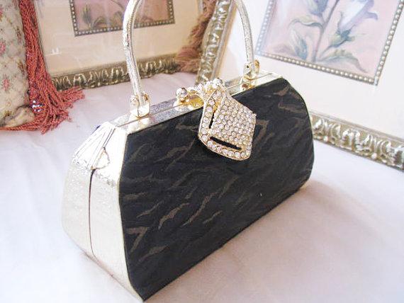 Mariage - DIY Bags and Purses, prom, bridal clutch, bridal evening bag, handbag bridesmaid clutch, bridesmaid bag, DIY wedding clutch, wedding clutch