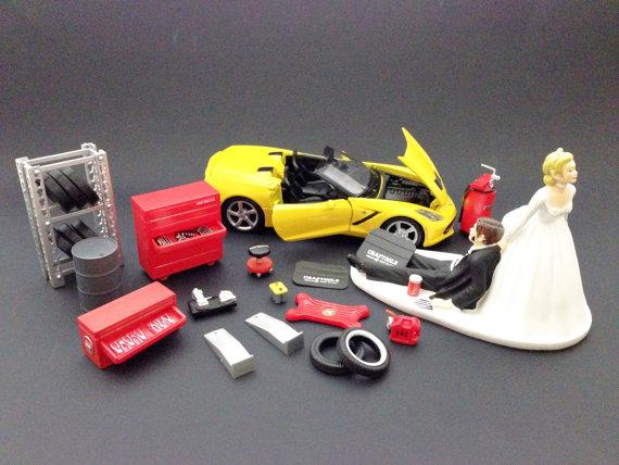 Auto Mechanic become a custom